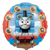 "18"" FOIL THOMAS & FRIENDS MULTI"