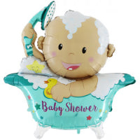 "42"" BABY STAR SHOWER FOIL BALLOON"