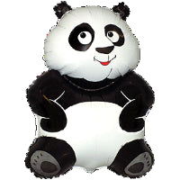 PANDA SHAPE FOIL BALLOON 22