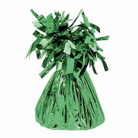 BALLOON WEIGHT FOIL GREEN