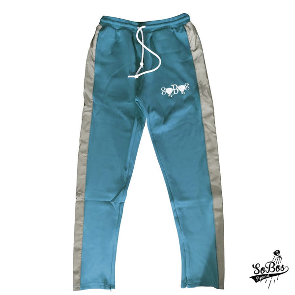 SoBos 3M Trackpants (Turquoise)