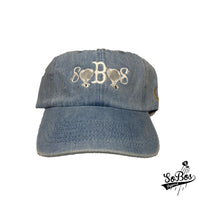 SoBos Dad Hat (Blue Denim)