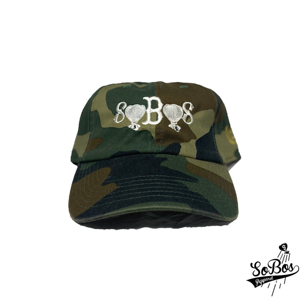 SoBos Dad Hat (Camo)