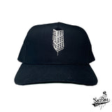 "SoBos ""Building"" Snapback (Black/White)"