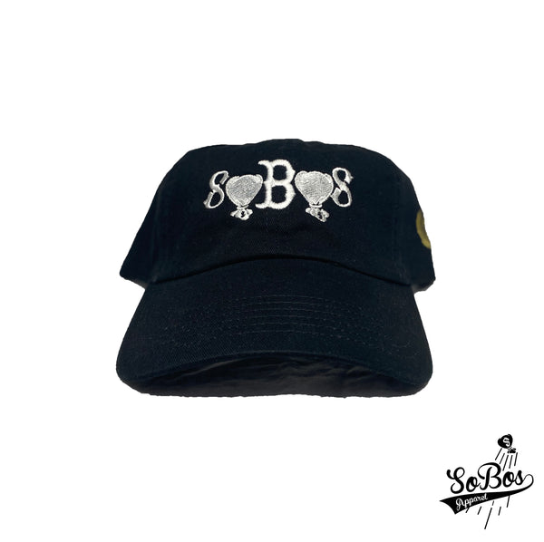 SoBos Dad Hat (Black)
