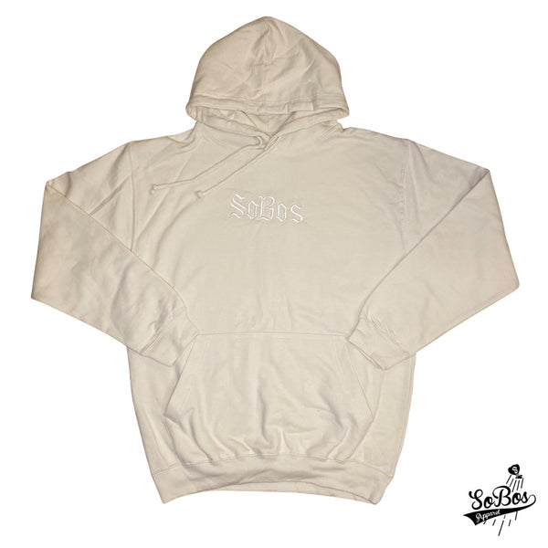 SoBos Pullover Hoodie(Cream)