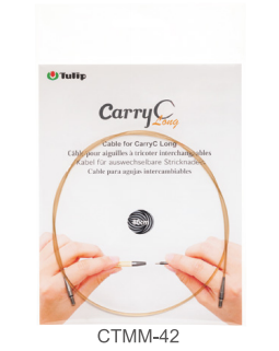 CABLE <br> PALILLOS INTERCAMBIABLES CarryC Long