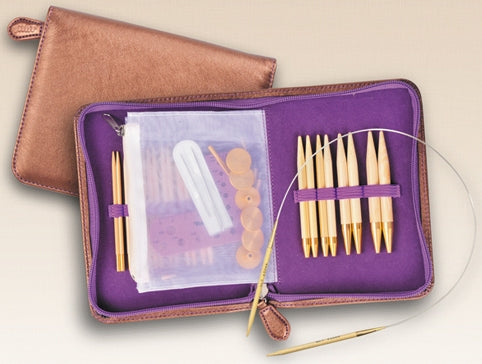 SET PALILLOS INTERCAMBIABLES CORTOS <br> carryC