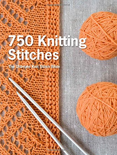 750 Knitting Stitches <br> Erika Knight