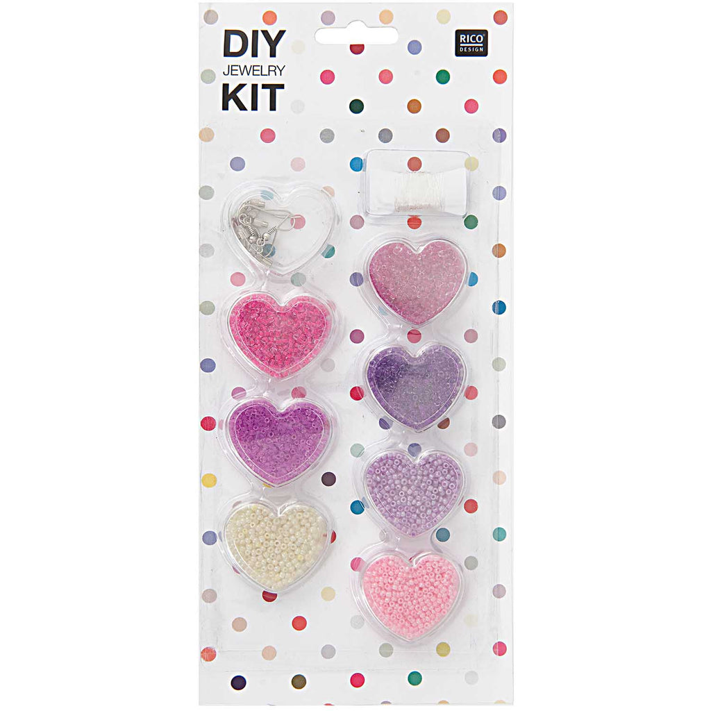 Kit DIY de Mostacillas