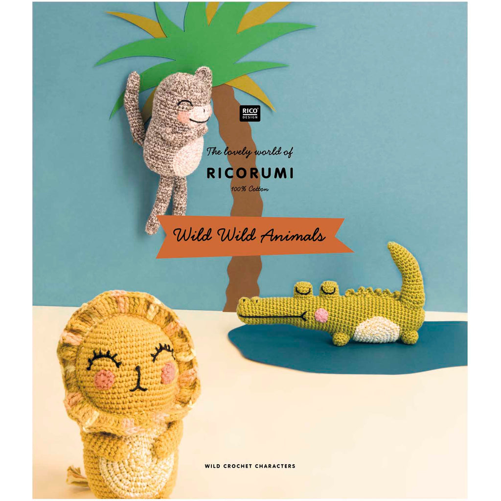 Ricorumi Wild Animals <br> Tiny Curl