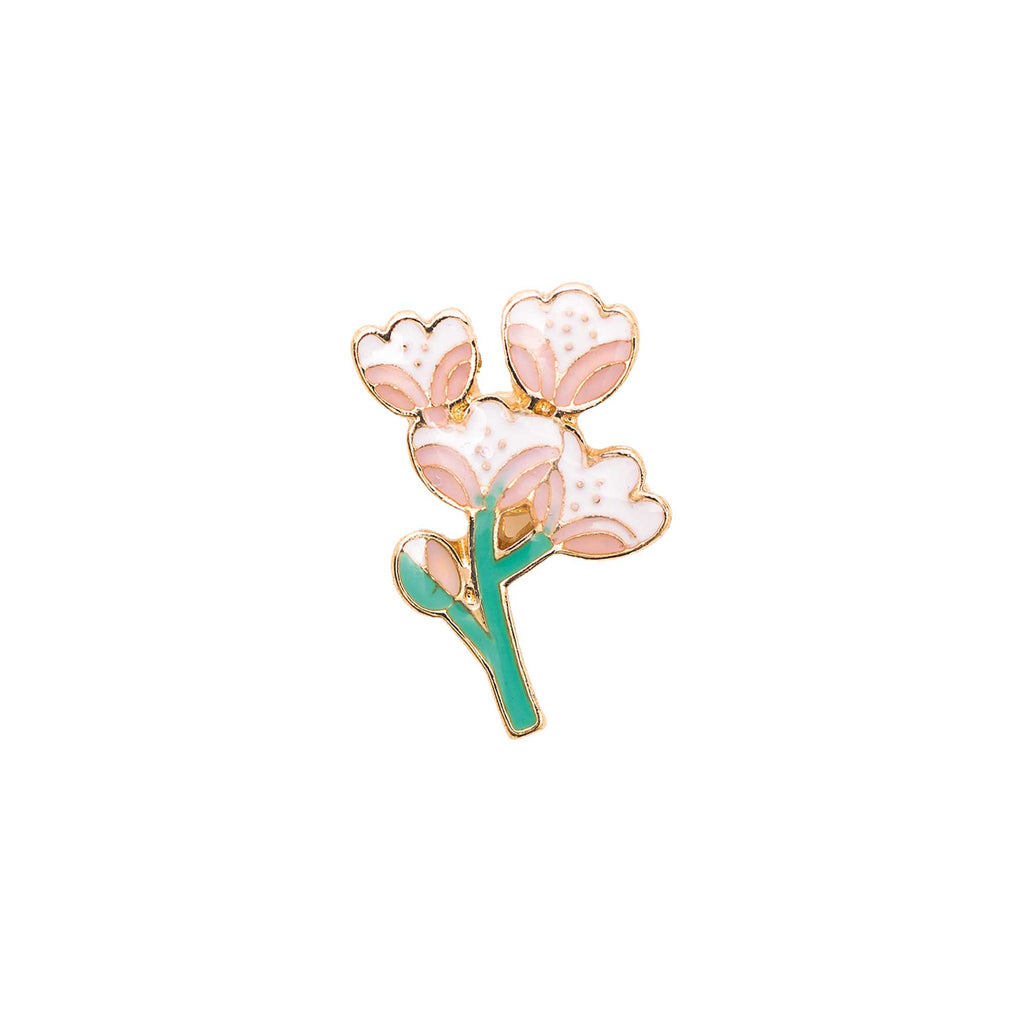 Pin <br> Cherry Blossom