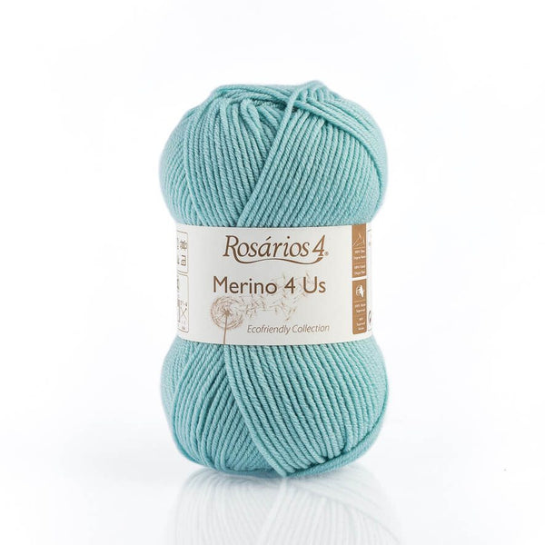 Merino 4US <br> (100% Lana Merino Superwash)