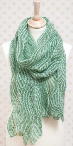 KNITTING FRESH BRIOCHE <br> NANCY MARCHANT