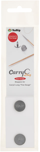 Topes para Cables Tulip <br> CarryC Long Fine Gauge