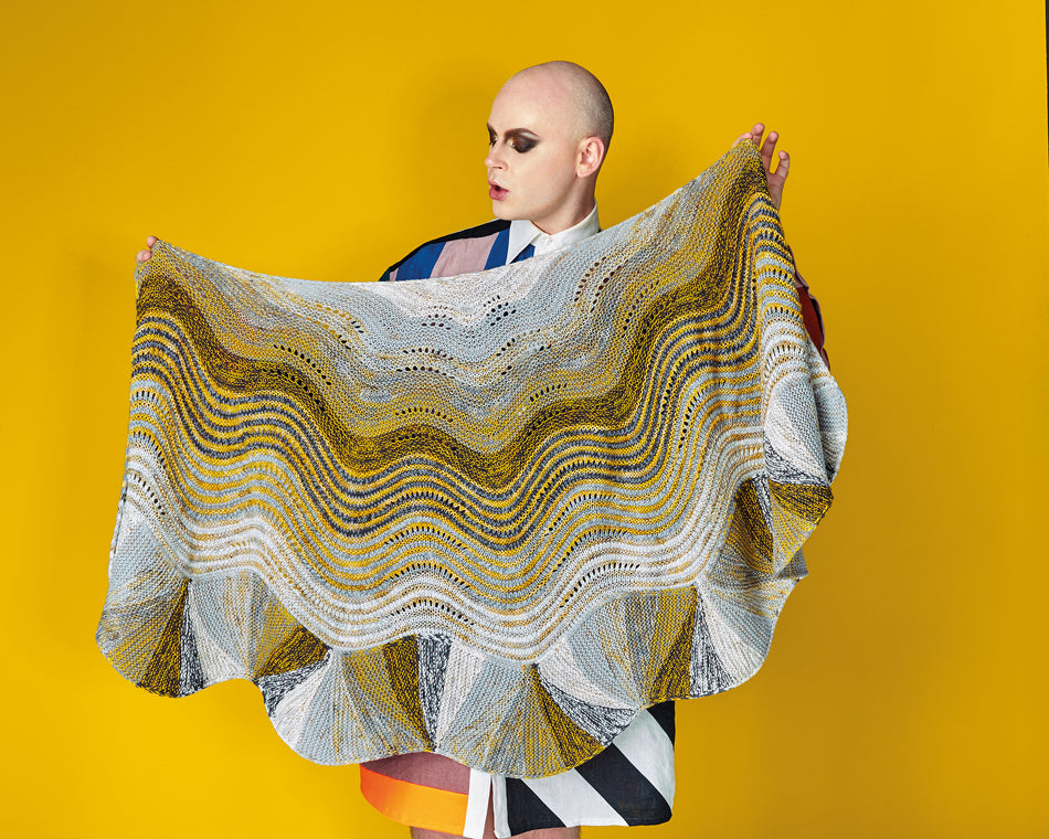 Bestknits 3 / Shawl Evolution <br> Stephen West