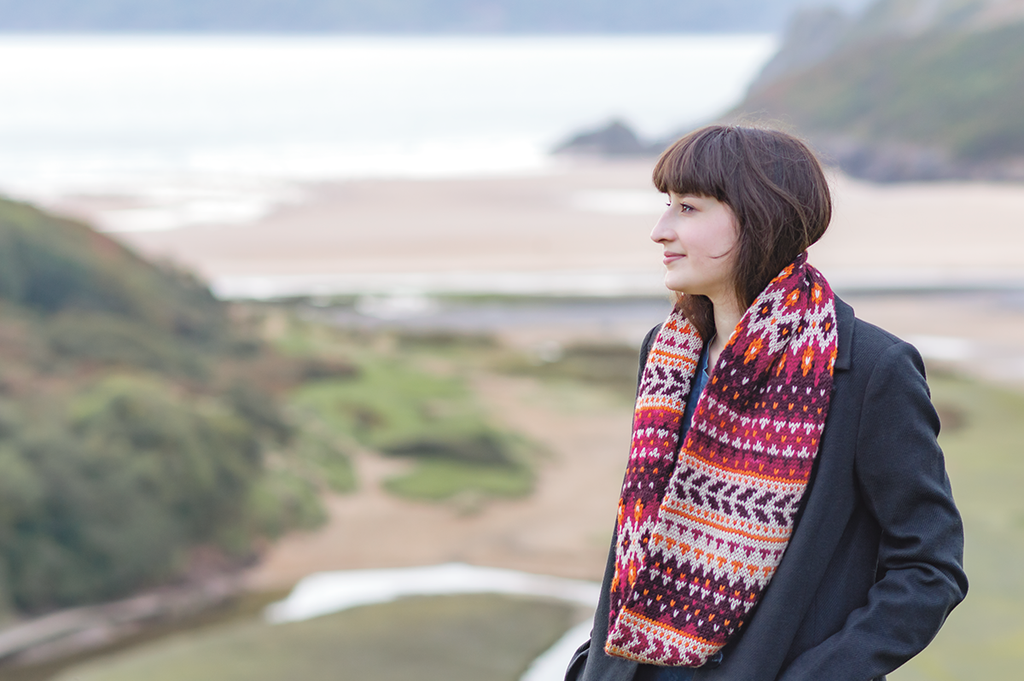 Take Heart: A Transatlantic Knitting Journey <br> Fiona Alice