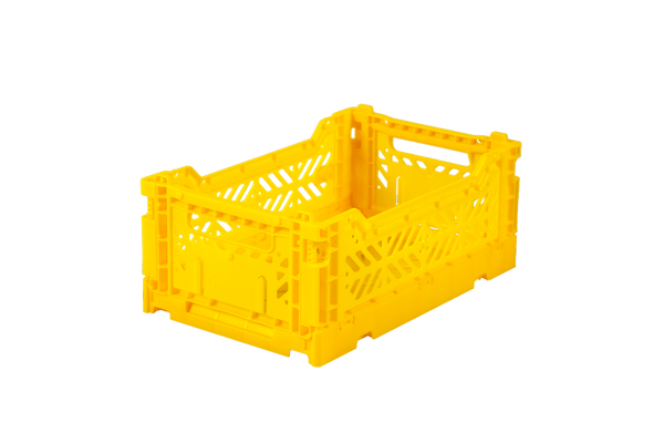 MINIBOX <br> YELLOW