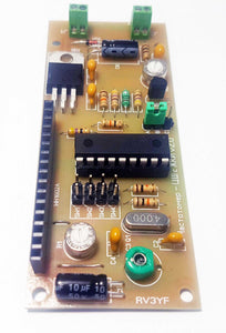 Frequency Counter 50 MHz