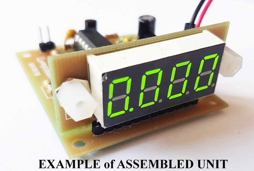 Simple and Small Frequency Counter 200Hz..8MHZ