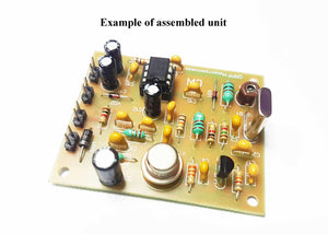 Simple QRP CW Transceiver
