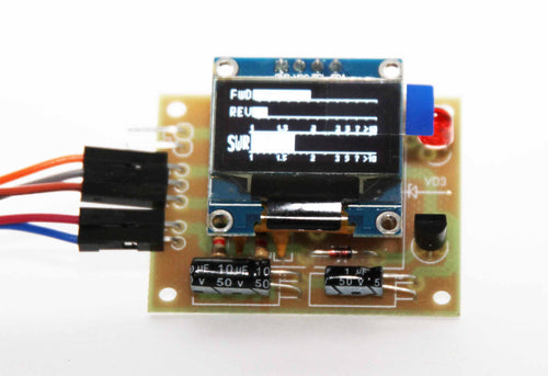 Digital mini-SWR power meter