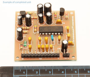 5 band Audio Equalizer