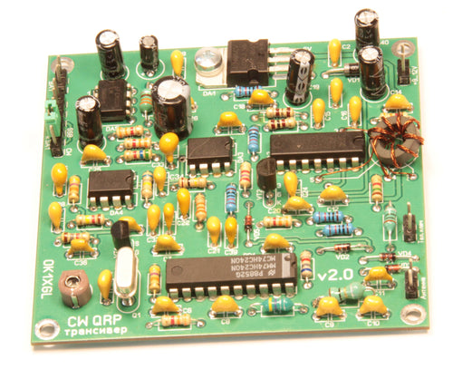 Simple QRP CW Transceiver OK1XGL