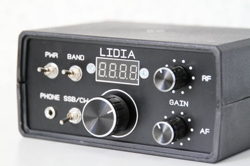 Simple Double Band Receiver