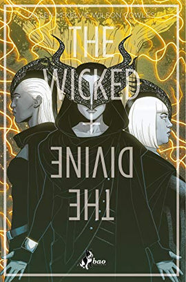 The wicked + the divine: 5