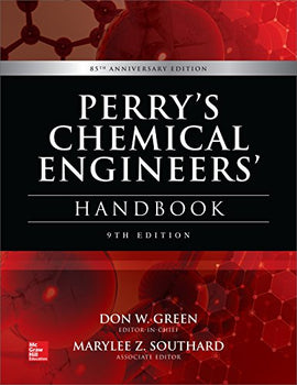 Perry's Chemical Engineers' Handbook, 9th Edition [Lingua inglese]