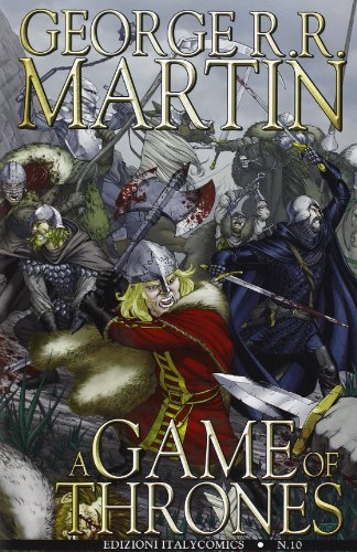 A Game of thrones: 10