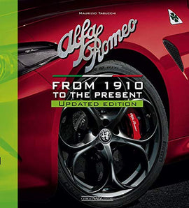Alfa Romeo. From 1910 to the present