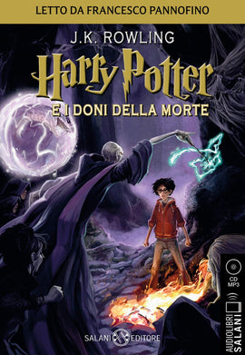 Harry Potter e i doni della morte. Audiolibro. CD Audio formato MP3: Harry Potter e i Doni della Morte - Audiolibro CD MP3: 7