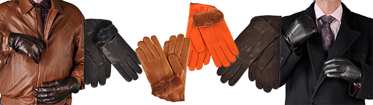 Mens Lambskin Gloves