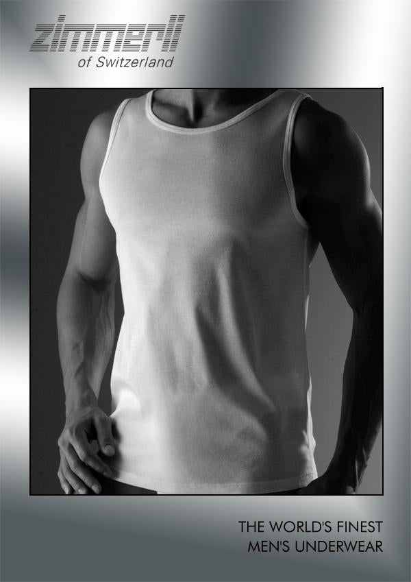 Zimmerli Business Class Standard Tank Shirt