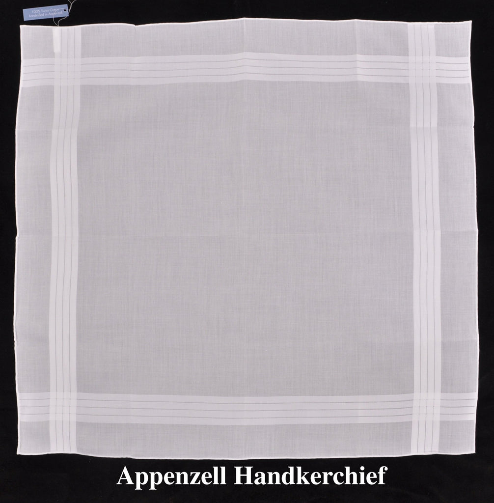 Appenzell Contemporary Stripe