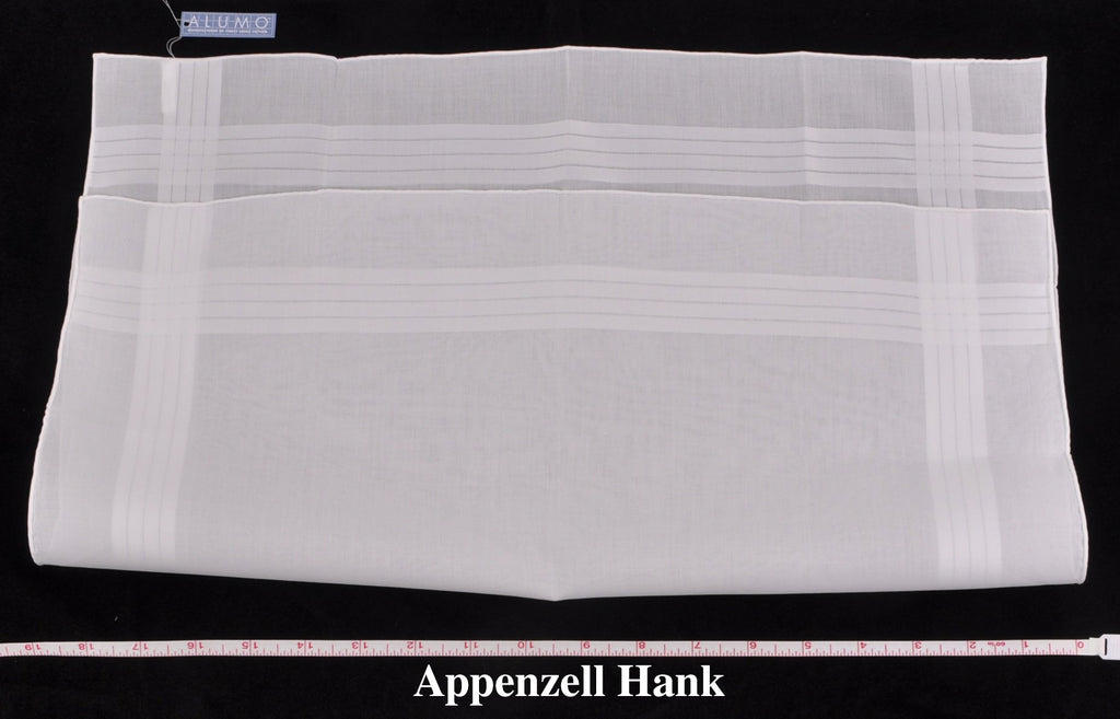 Appenzell Contemporary Stripe Size