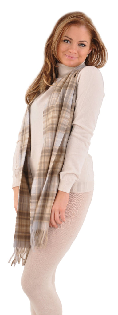 Durness with Gran Sasso and Bresciani Cashmere Sweater and Leggings