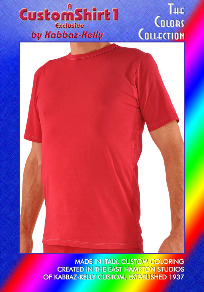 Custom Colors by Kabbaz-Kelly: Supremo Reale Cotton Crew Neck