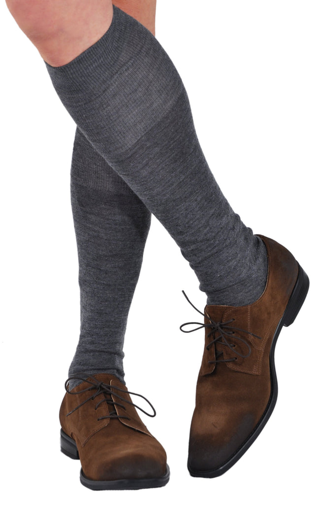Grey (shown in Over-theCalf Length)