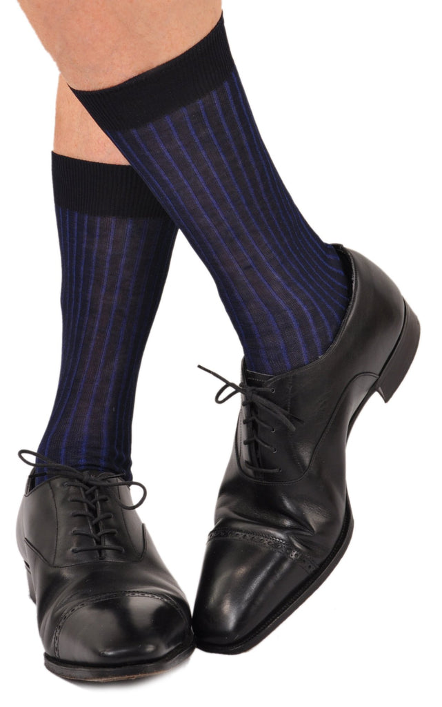 Mid-Calf Shown in Navy/Blue