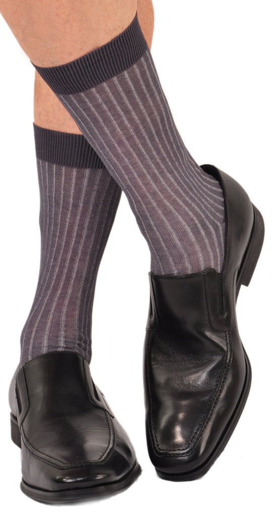 Mid-Calf Shown in Grey/Flannel