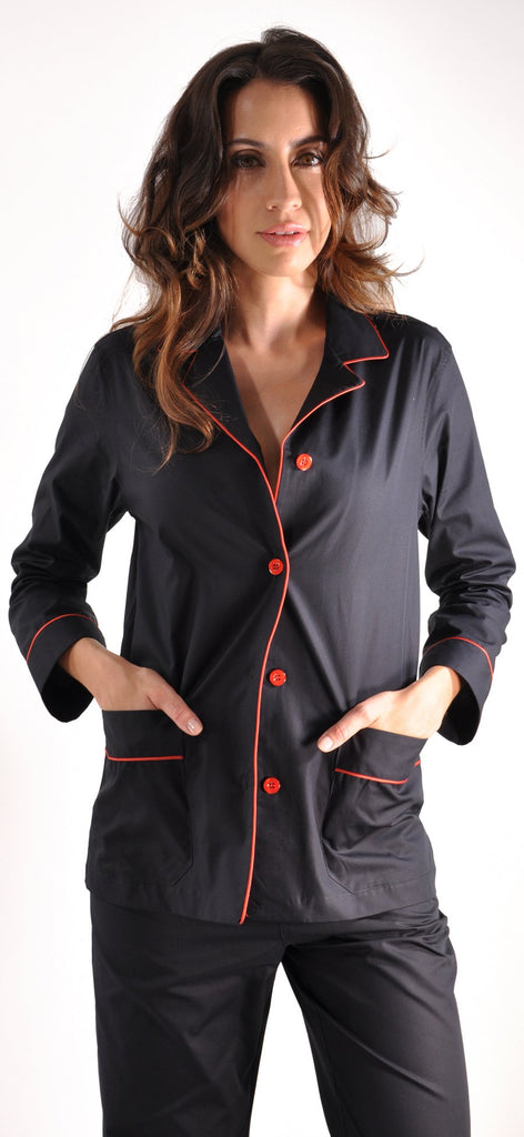 The Women's version in Matching Black