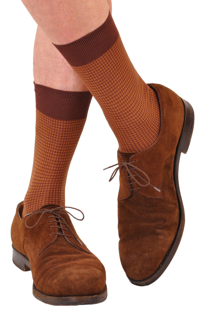 Cognac (Shown in Mid-Calf Version)