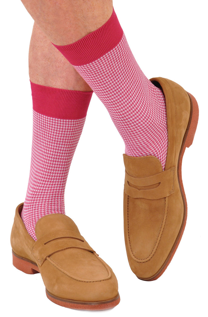 Cerise (Shown in Mid-Calf Version)