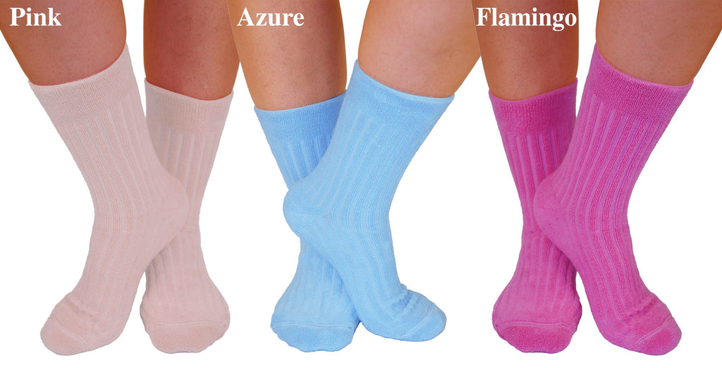 SuperSoft Peruvian Pima Cotton Terry Sport Socks