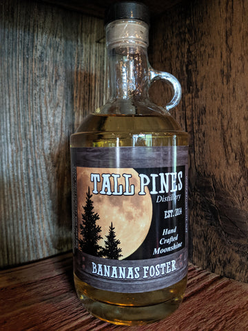 Bananas Foster 750mL