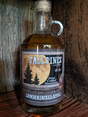 Lumberjacked Apple 750mL