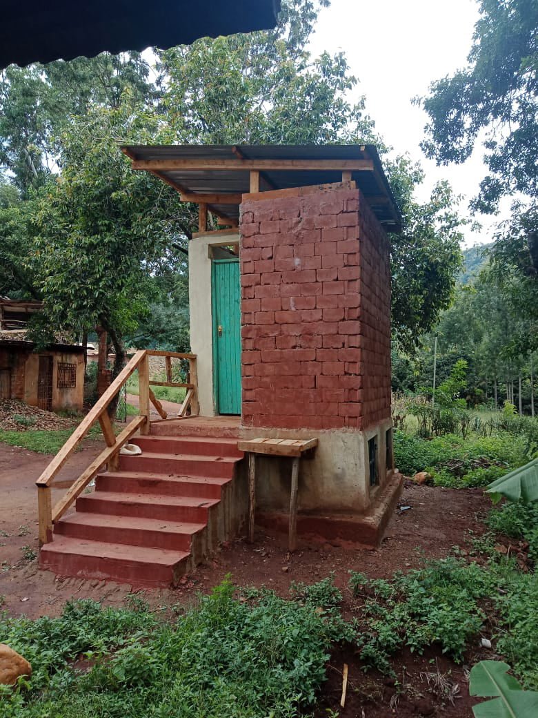 Odourless and privacy - benefits of Mifuko Trust dry toilet pilot projects